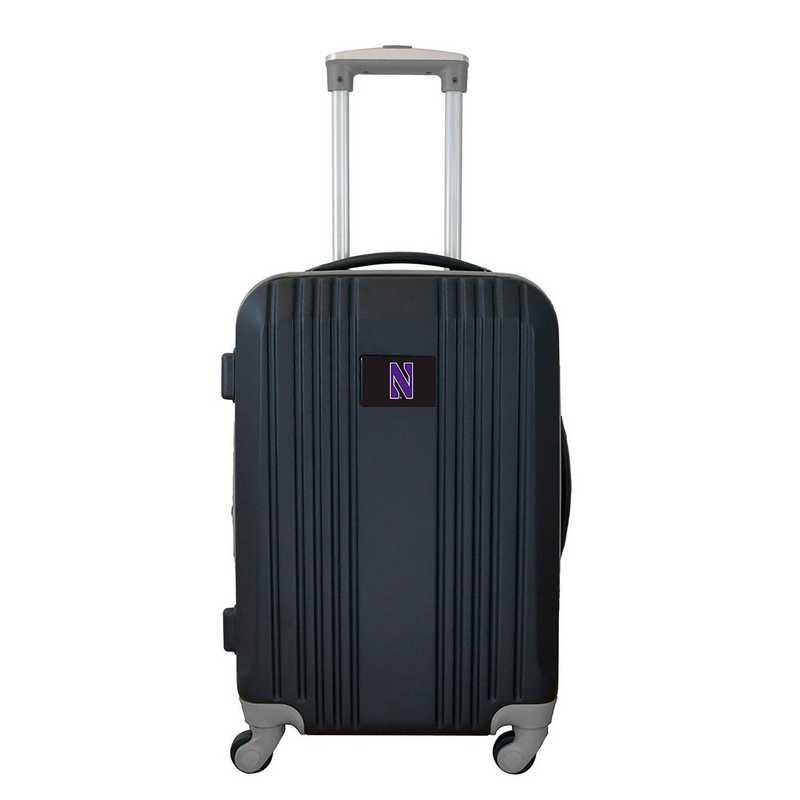 CLNWL708: NCAA Northwestern Trim color Laptop Backpack