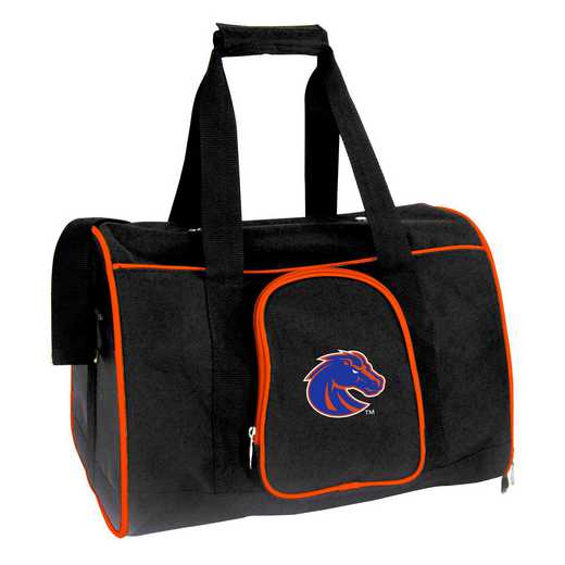 CLBSL901: NCAA Boise State Broncos Pet Carrier Premium 16in bag