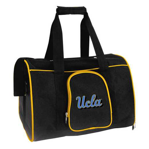 CLCAL901: NCAA UCLA Bruins Pet Carrier Premium 16in bag