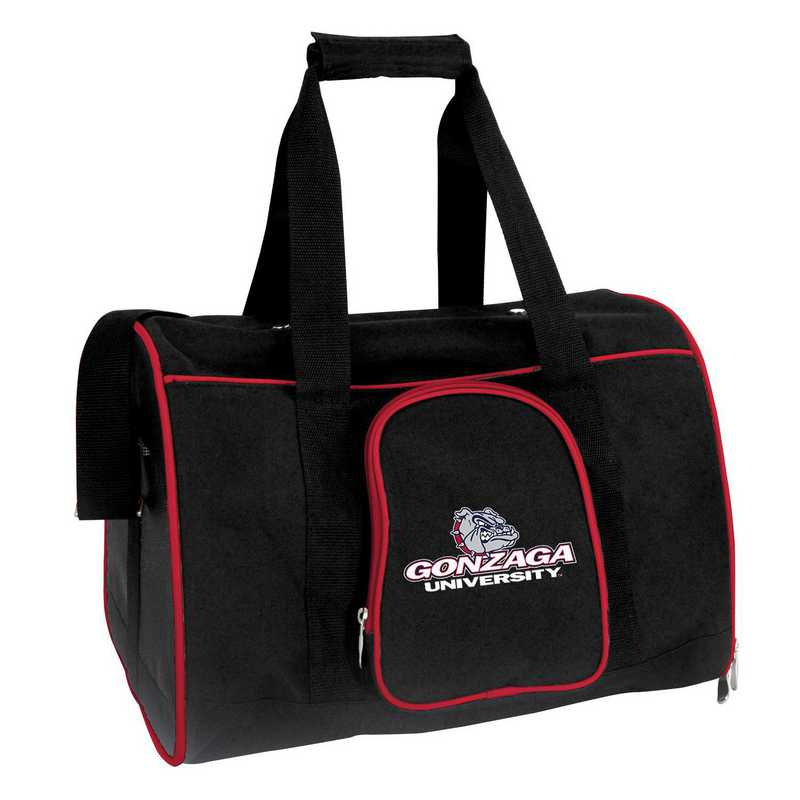 CLGZL901: NCAA Gonzaga Univ Bulldogs Pet Carrier Premium 16in bag