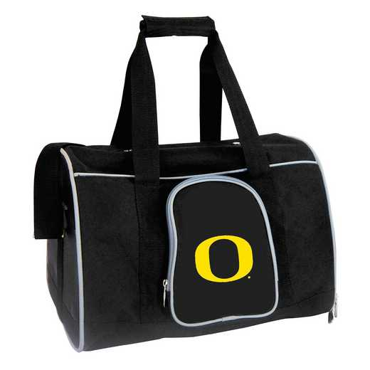 CLODL901: NCAA Oregon Ducks Pet Carrier Premium 16in bag