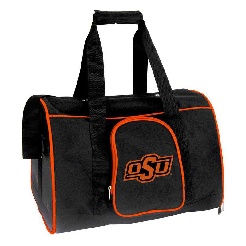 CLOKL901: NCAA Oklahoma State Cowboys Pet Carrier Premium 16in bag