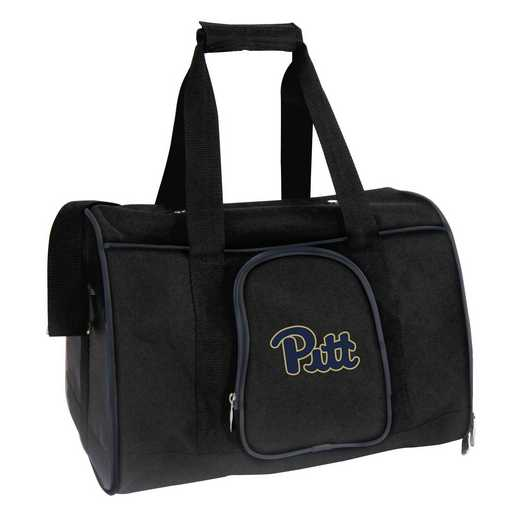 CLPIL901: NCAA Pittsburgh Panthers Pet Carrier Premium 16in bag