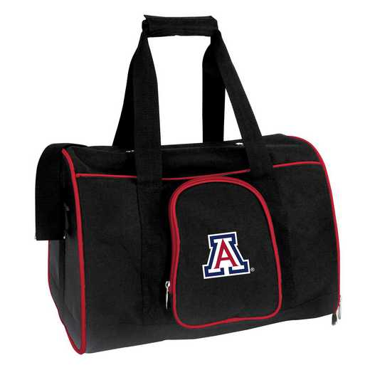 CLUAL901: NCAA Arizona Wildcats Pet Carrier Premium 16in bag