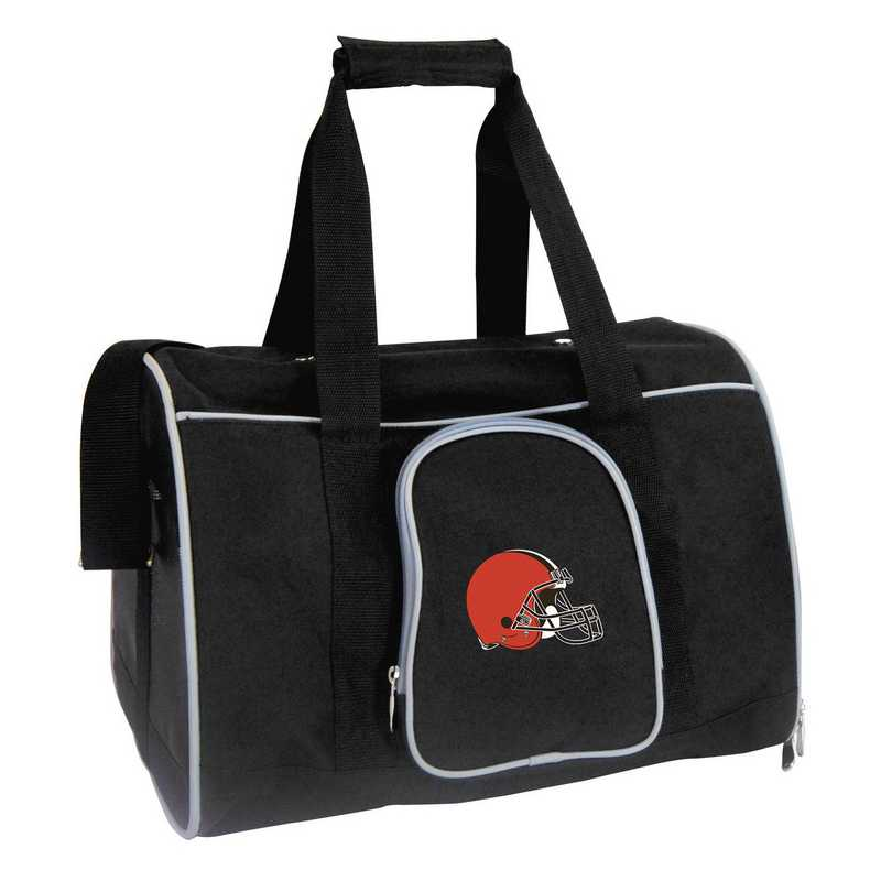 NFCLL901: NFL Cleveland Browns Pet Carrier Premium 16in bag
