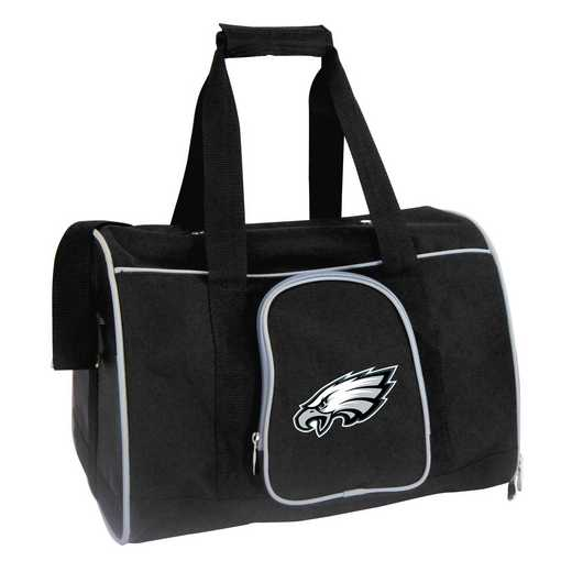 NFPEL901: NFL Philadelphia Eagles Pet Carrier Premium 16in bag