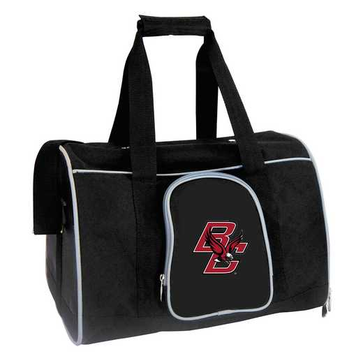 CLBCL901: NCAA Boston College Eagles Pet Carrier Premium 16in bag