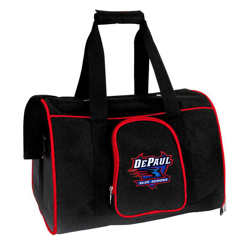 CLDPL901: NCAA Depaul Pet Carrier Premium 16in bag