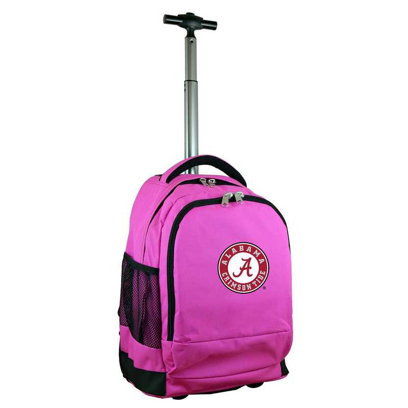 CLALL780-PK: NCAA Alabama Crimson Tide Wheeled Premium Backpack