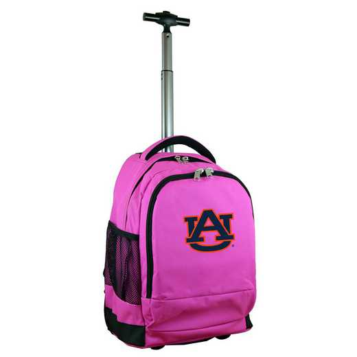 CLAUL780-PK: NCAA Auburn Tigers Wheeled Premium Backpack