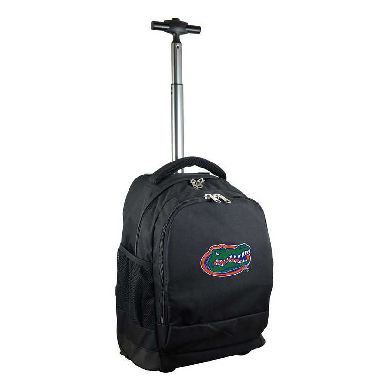 CLFLL780-BK: NCAA Florida Gators Wheeled Premium Backpack