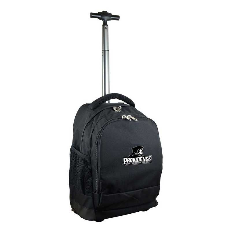 CLPCL780-BK: NCAA Providence College Wheeled Premium Backpack