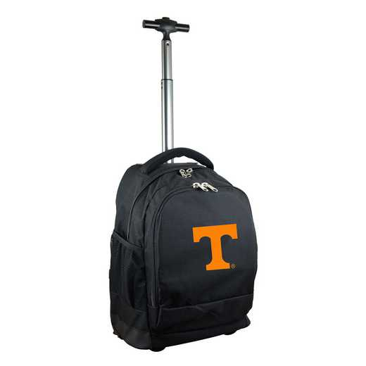 CLTNL780-BK: NCAA Tennessee Vols Wheeled Premium Backpack