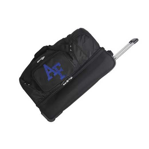 CLAFL300: NCAA Air Force Falcons 27IN WHLD Duffel Nylon bag
