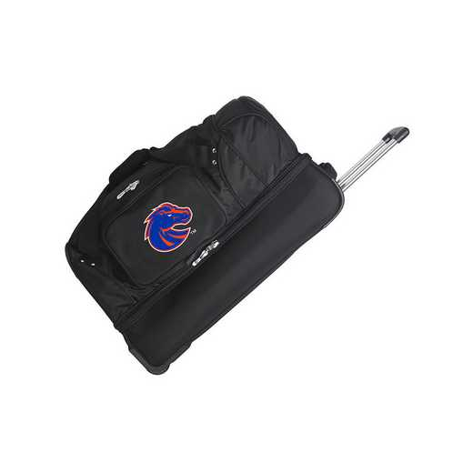 CLBSL300: NCAA Boise State Broncos 27IN WHLD Duffel Nylon bag