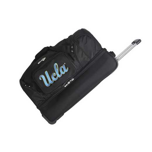 CLCAL300: NCAA UCLA Bruins 27IN WHLD Duffel Nylon bag