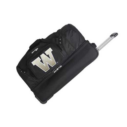 CLWAL300: NCAA Washington Huskies 27IN WHLD Duffel Nylon bag