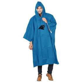 C11NFL47C400018RTL: NFL Panthers Deluxe Poncho