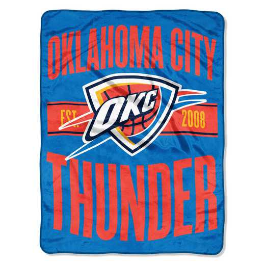 1NBA059020033RET: NBA 59 Thunder Clear Out Micro