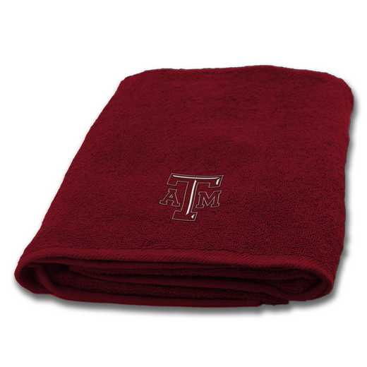 1COL929001034WMT: COL 929 Texas A&M Bath Towel