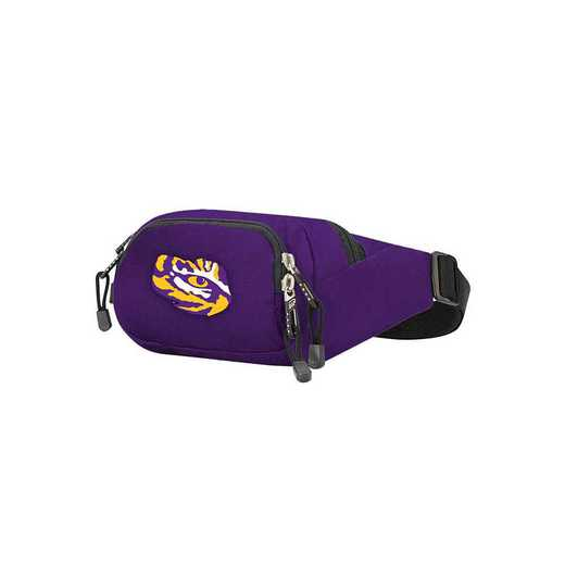C11COLPC4510046RTL: COL PC4 LSU Puoss Country Waist Pack
