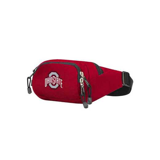 C11COLPC4600007RTL: COL PC4 Ohio State Reoss Country Waist Pack