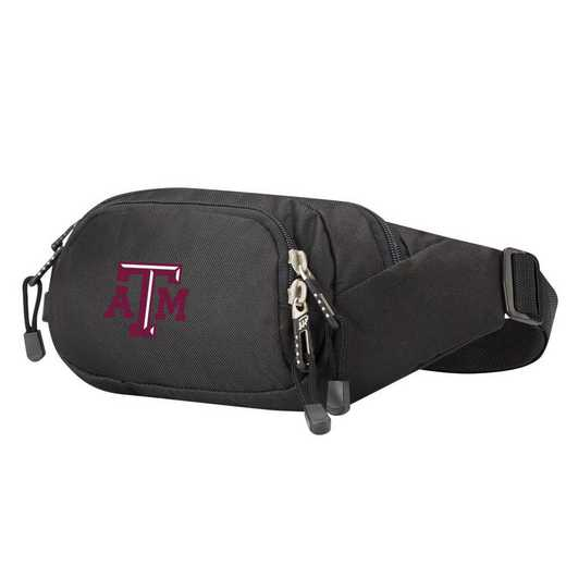 C11COLPC4636034RTL: COL PC4 Texas A&M Agoss Country Waist Pack