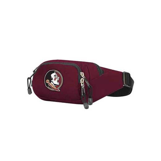 C11COLPC4680015RTL: COL PC4 Florida State Gaoss Country Waist Pack