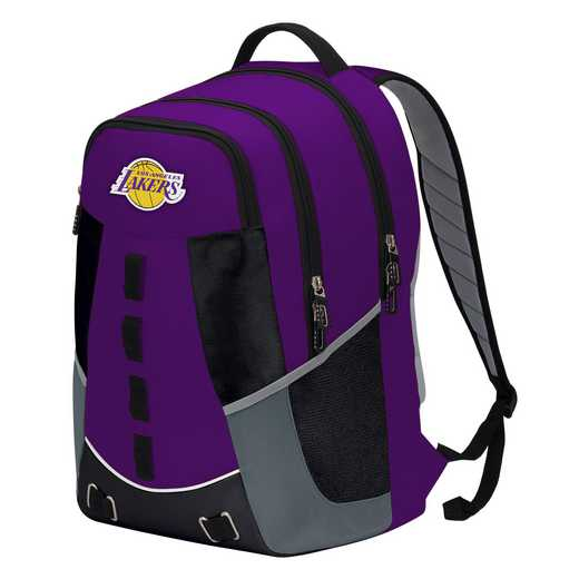 C11NBA9C5510013RTL: NBA 9C5 Lakers Personnel Backpack