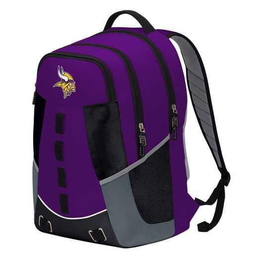 C11NFL9C5510023RTL: NFL 9C5 Vikings Personnel Backpack