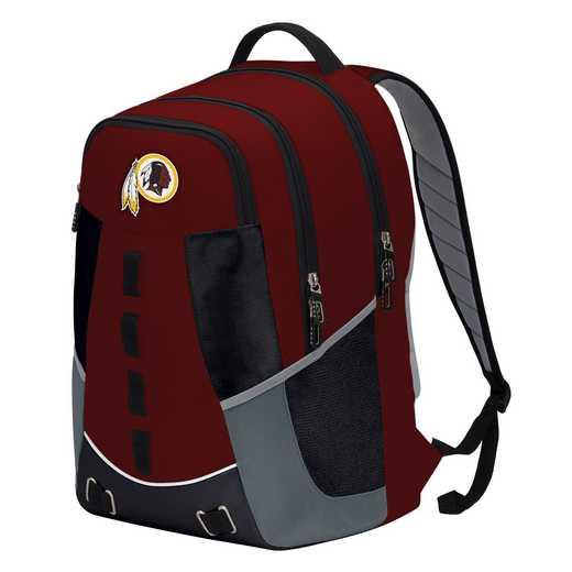C11NFL9C5636020RTL: NFL 9C5 Redskins Personnel Backpack