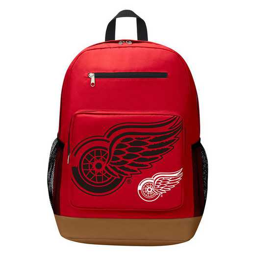 C11NHL9C3600006RTL: NHL 9C3 Red Wings PlayMaker  Backpack