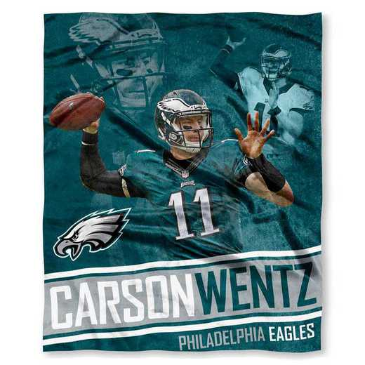 1PLY575000038RET: NFL 575 Eagles - Carson Wentz Silkj Touch Throw