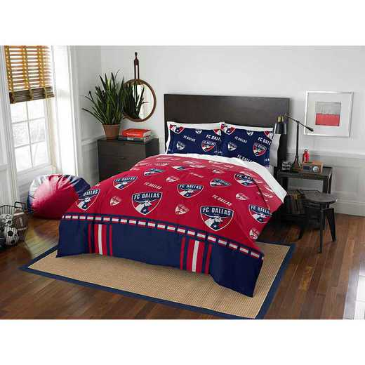1MLS849000003RET: MLS 849 FC Dallas Track Full/Queen Comforter Set