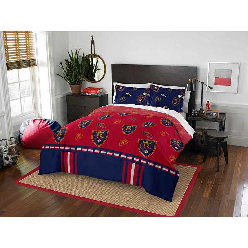 1MLS849000007RET: MLS 849 Salt Lake City Real Track Full/Queen Comforter Set