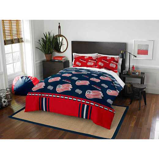 1MLS849000008RET: MLS 849 NE Revolution Track Full/Queen Comforter Set