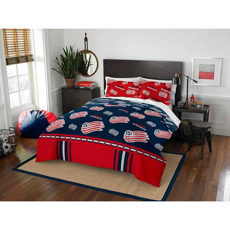 1MLS849000008RET: MLS 849 NE Revolution Track Full/Queen Comforter Set