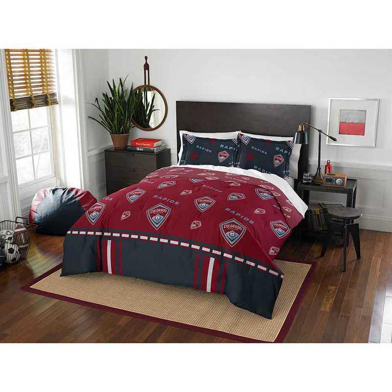 1MLS849000009RET: MLS 849 Colorado Rapids Track Full/Queen Comforter Set