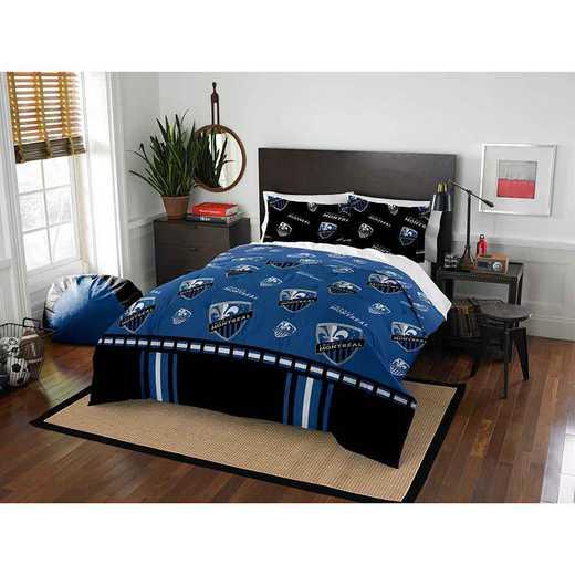 1MLS849000022RET: MLS 849 Monteal Impact Track Full/Queen Comforter Set