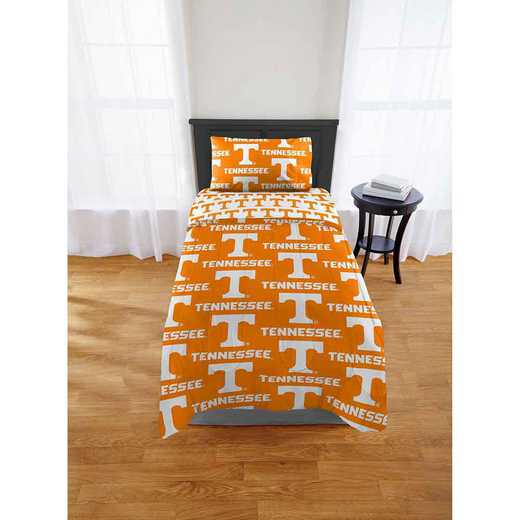 1COL863000019EDC: COL 863 Tennessee Vols Twin/XL Bed In a Bag Set