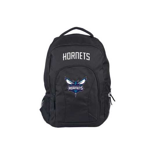 C11NBAC10002003RTL: NBA Hornets Backpack Draftday