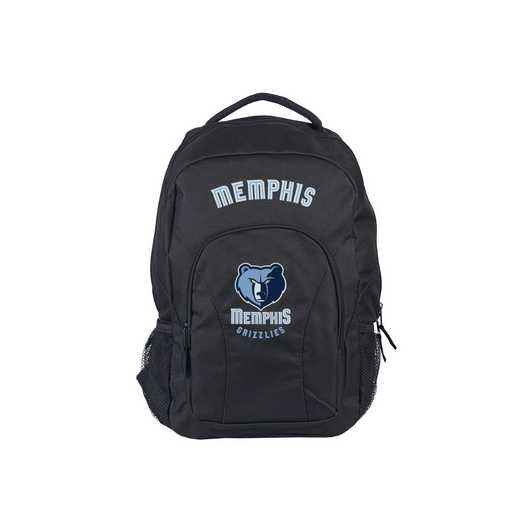 C11NBAC10002028RTL: NBA Grizzlies Backpack Draftday