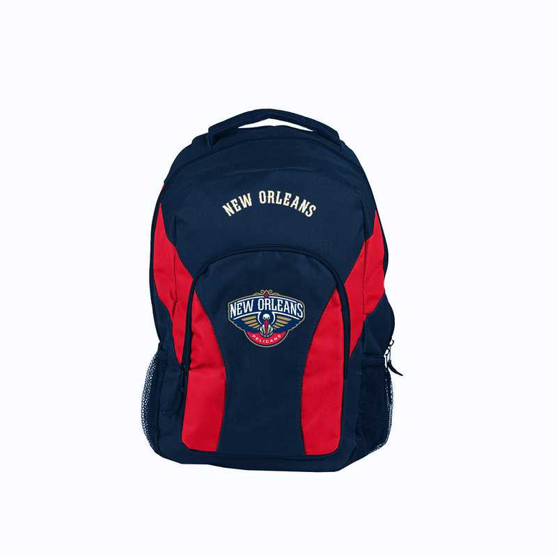 C11NBAC10416003RTL: NBA Pelicans Backpack Draftday