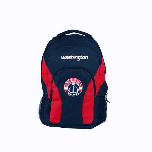 C11NBAC10416029RTL: NBA Wizards Backpack Draftday