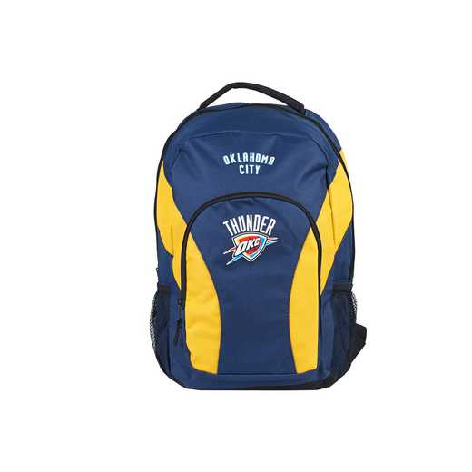 C11NBAC10437033RTL: NBA Thunder Backpack Draftday