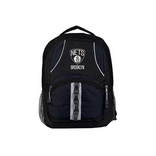 C11NBAC02002017RTL: NW NBA Captain Backpack, Nets