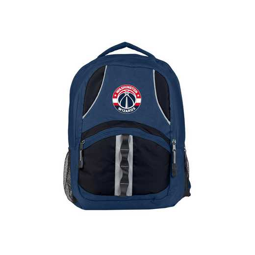 C11NBAC02412029RTL: NW NBA Captain Backpack, Wizards