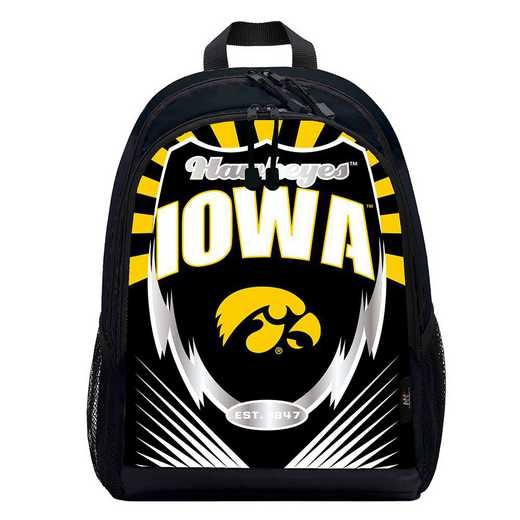 C11COL9C6001002RTL:  Iowa Lightning Backpack