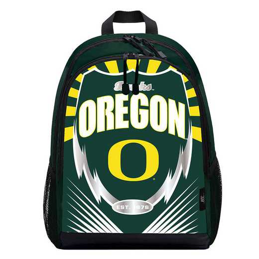 C11COL9C6300081RTL:  Oregon Lightning Backpack