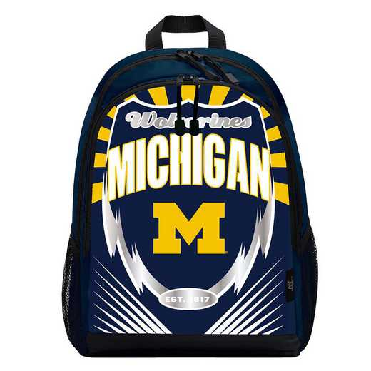 C11COL9C6410021RTL:  Michigan Lightning Backpack